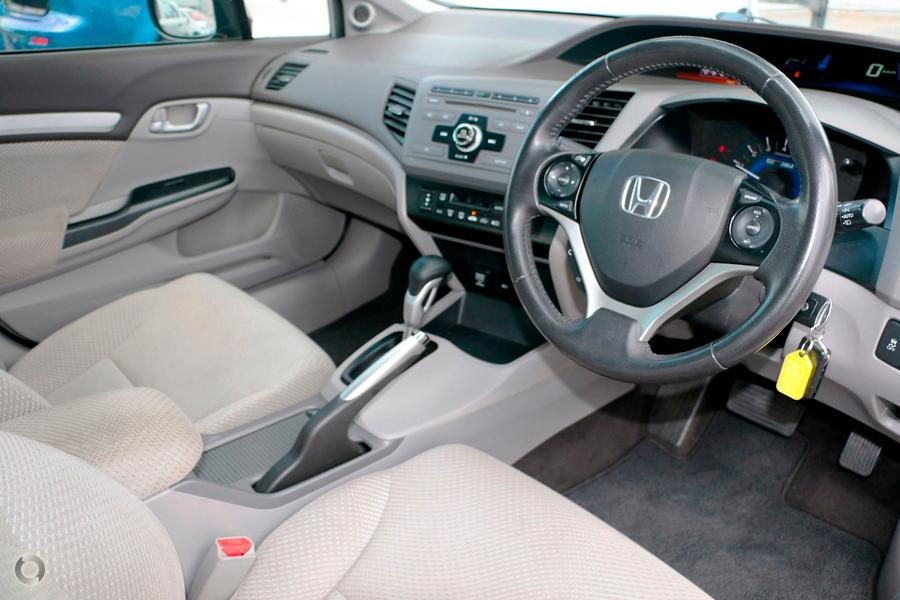 2012 Honda Civic Hybrid 9th Gen
