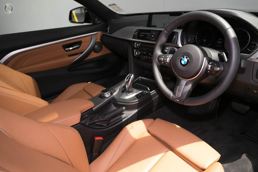2017 BMW 430i M Sport