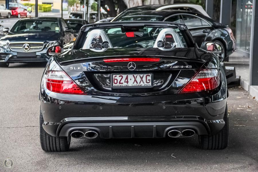 2013 Mercedes-Benz SLK 55 Roadster