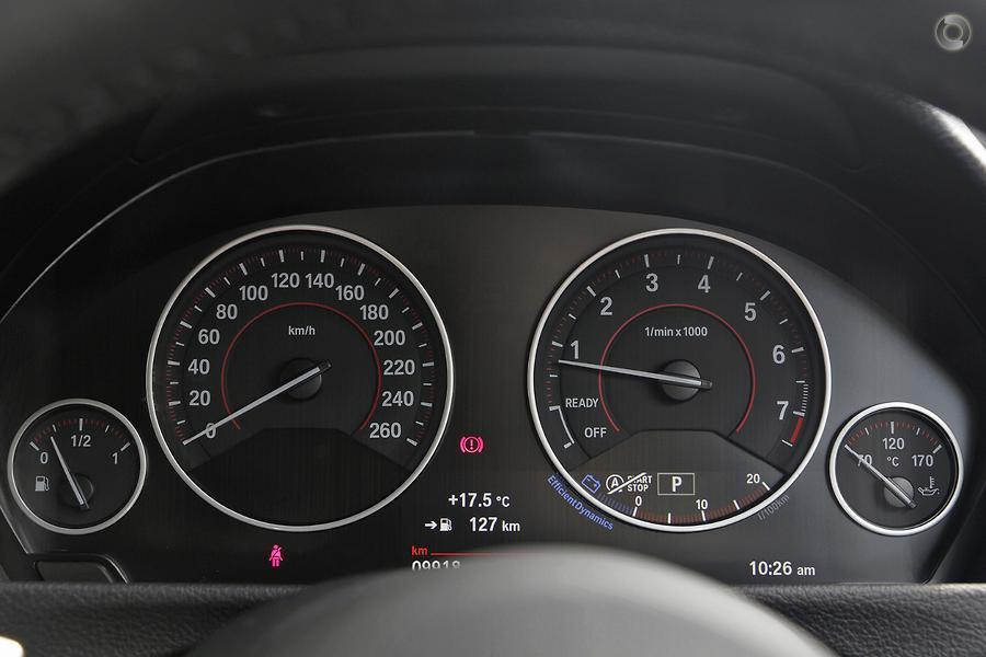 2017 BMW 320i M Sport