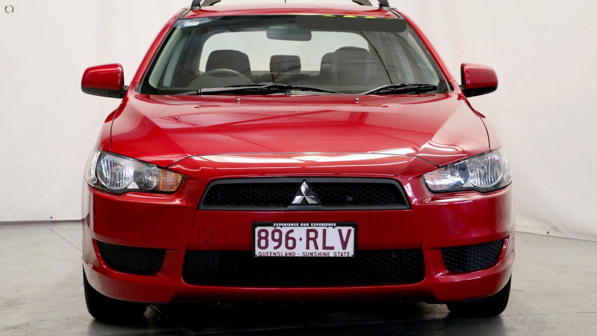 2010 Mitsubishi Lancer ES CJ
