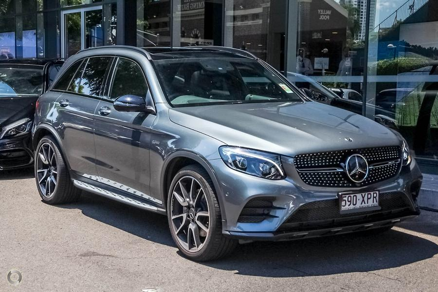2017 Mercedes-Benz GLC 43 Wagon