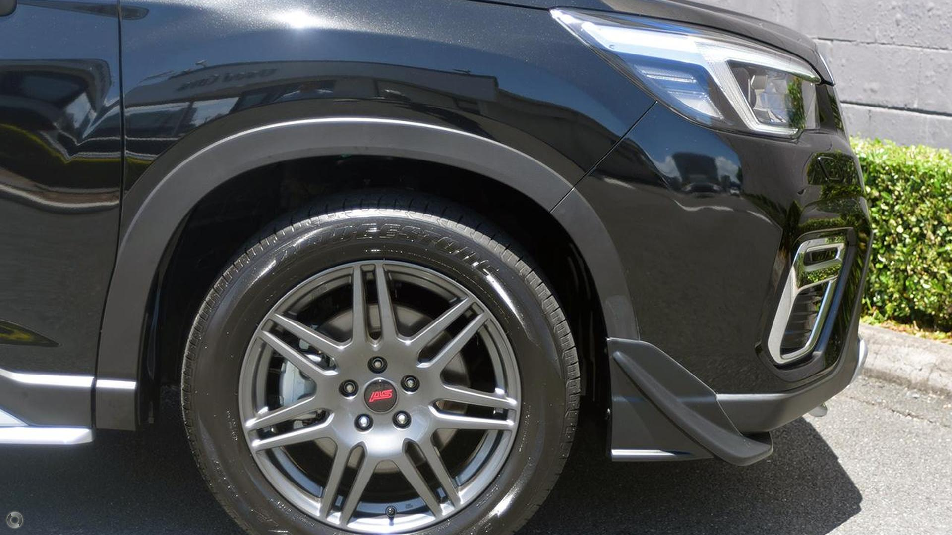 2018 Subaru Forester 2.5i-S S5