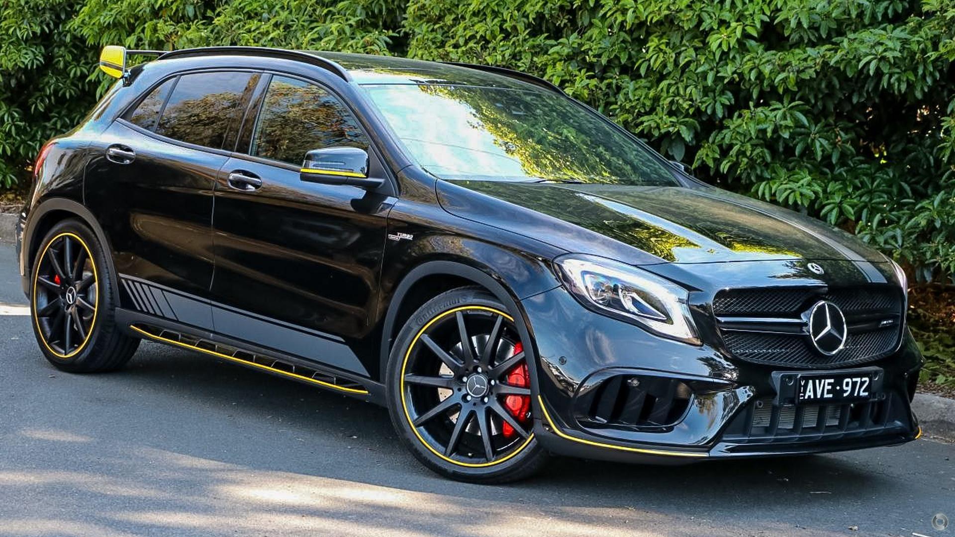 2018 Mercedes Benz GLA 45 ...