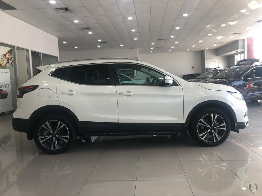 2018 Nissan QASHQAI ST-L