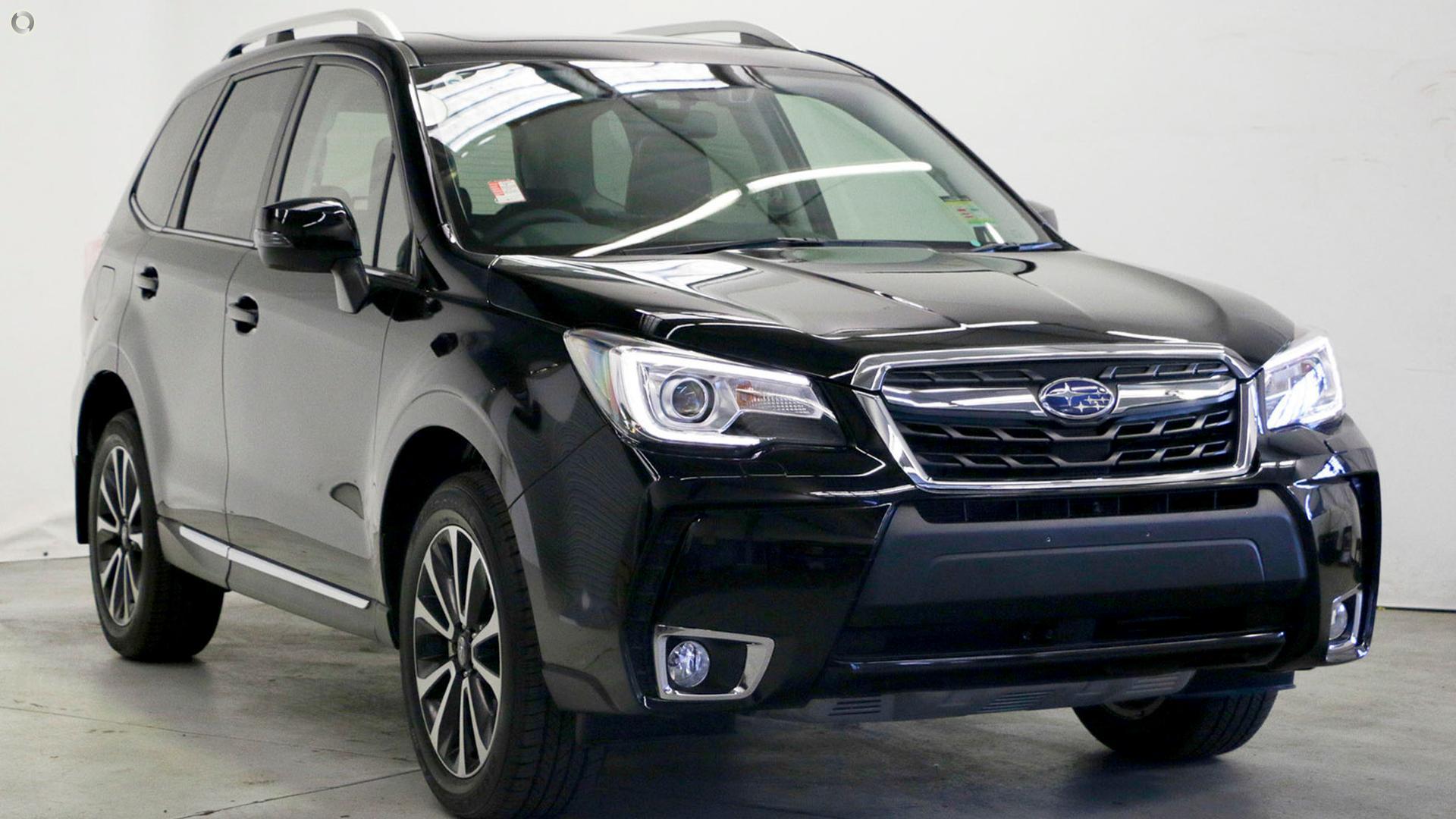 2018 Subaru Forester Xt Premium