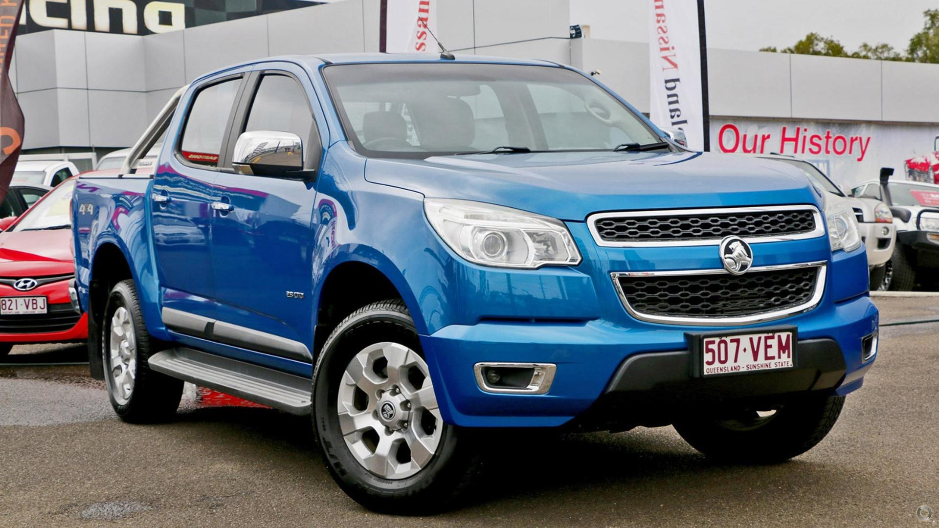 2014 Holden Colorado Ltz