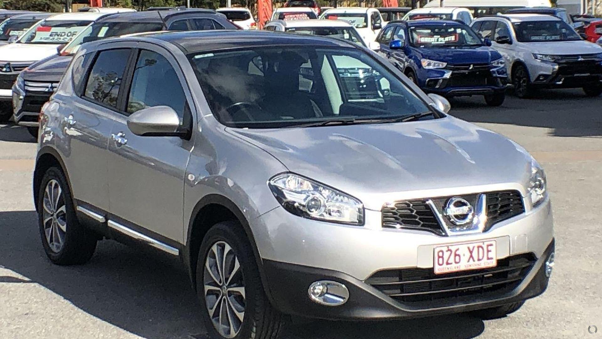 2012 Nissan Dualis J10 Series 3