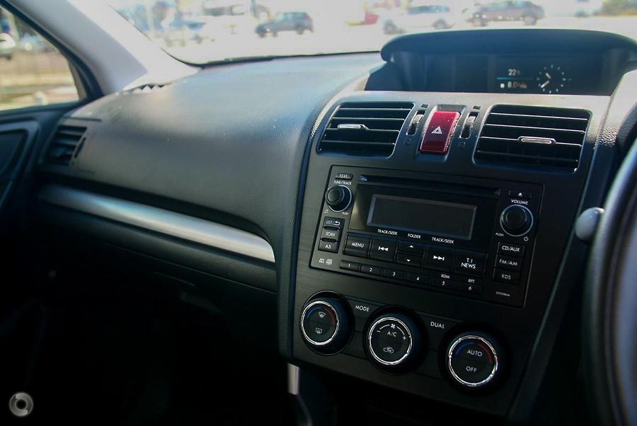 2014 Subaru Forester 2.5i-L S4