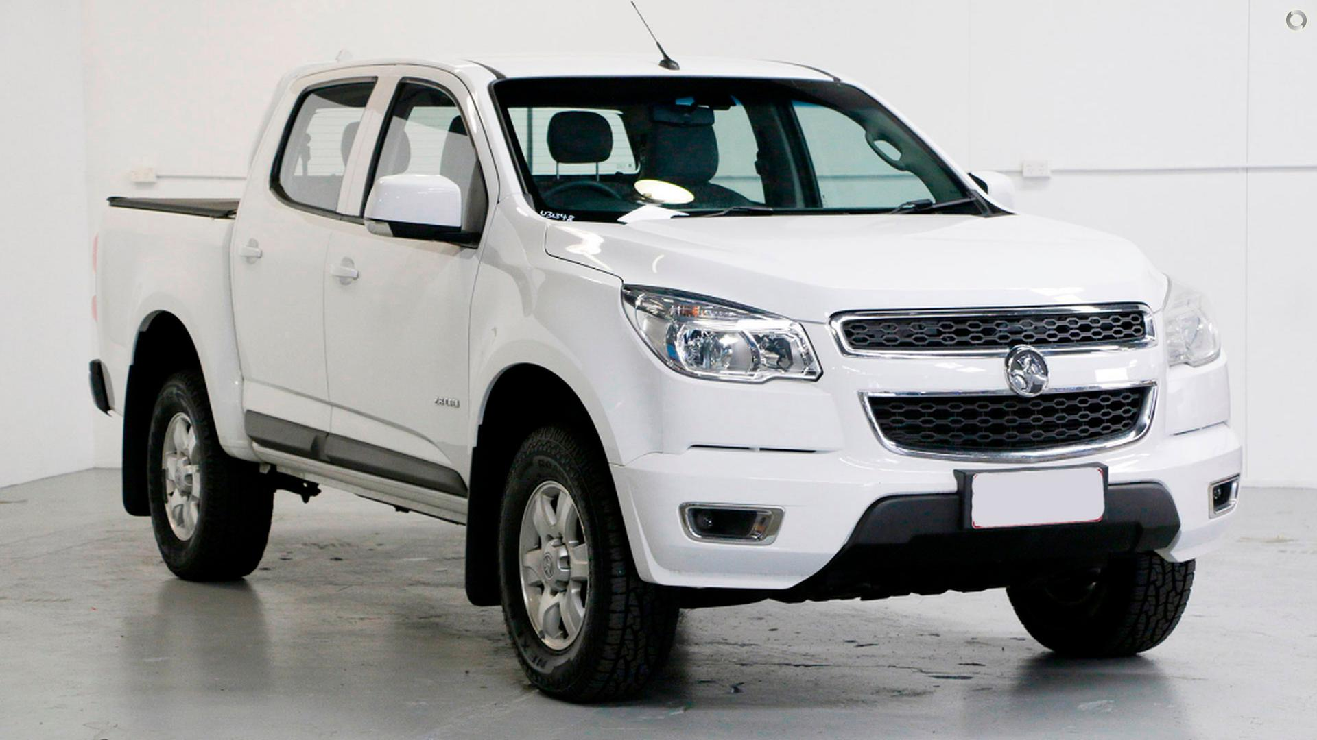 2014 Holden Colorado Lt