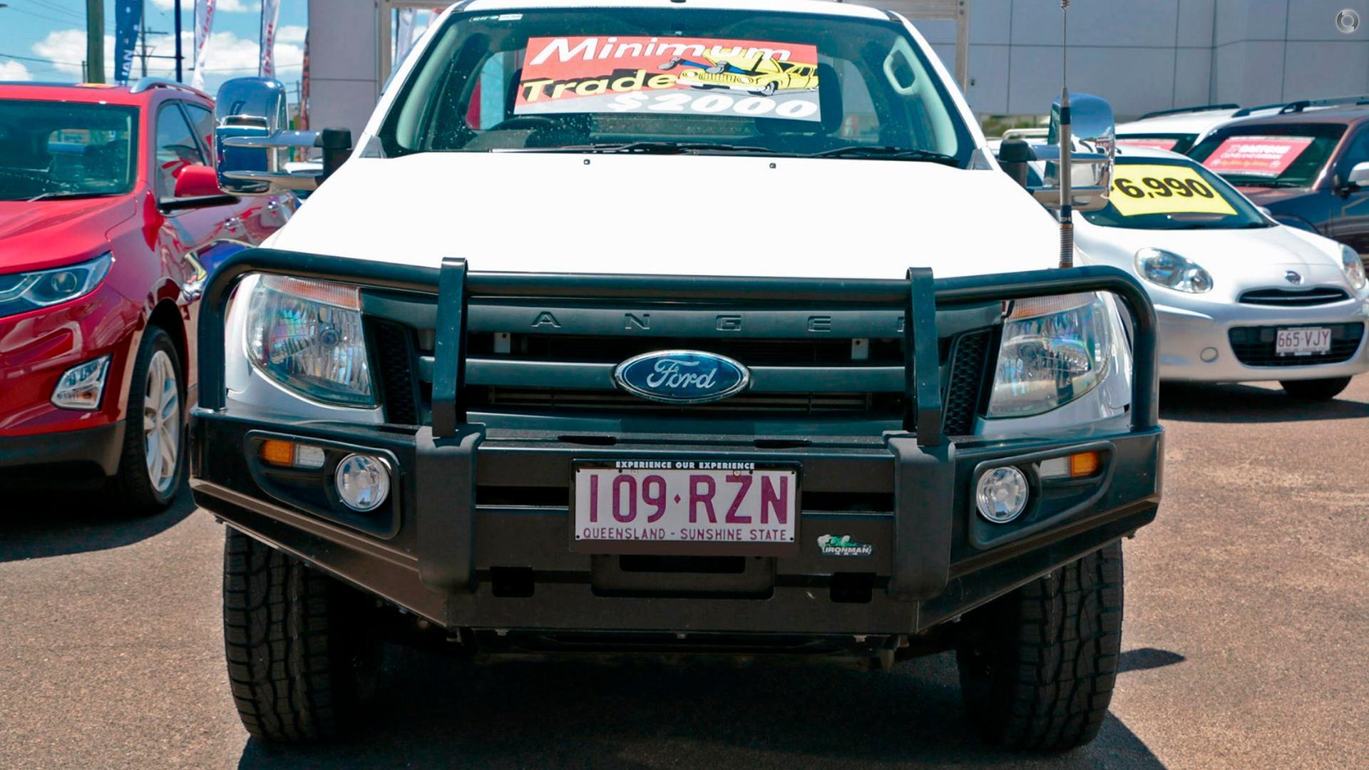 2011 Ford Ranger XL PX