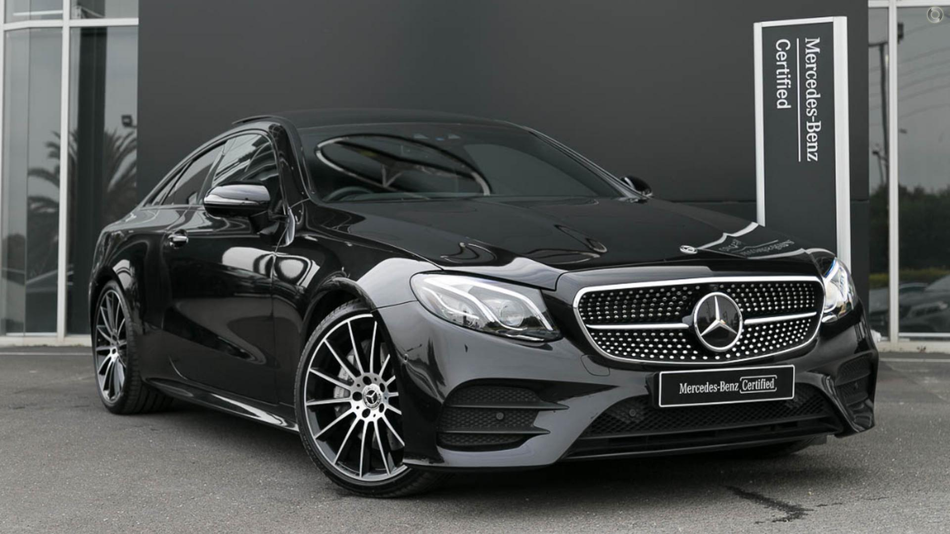 2017 Mercedes-Benz E 300 Coupe
