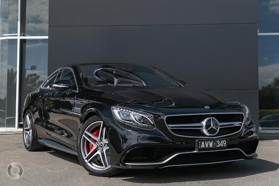 2017 Mercedes-Benz <br>S 63
