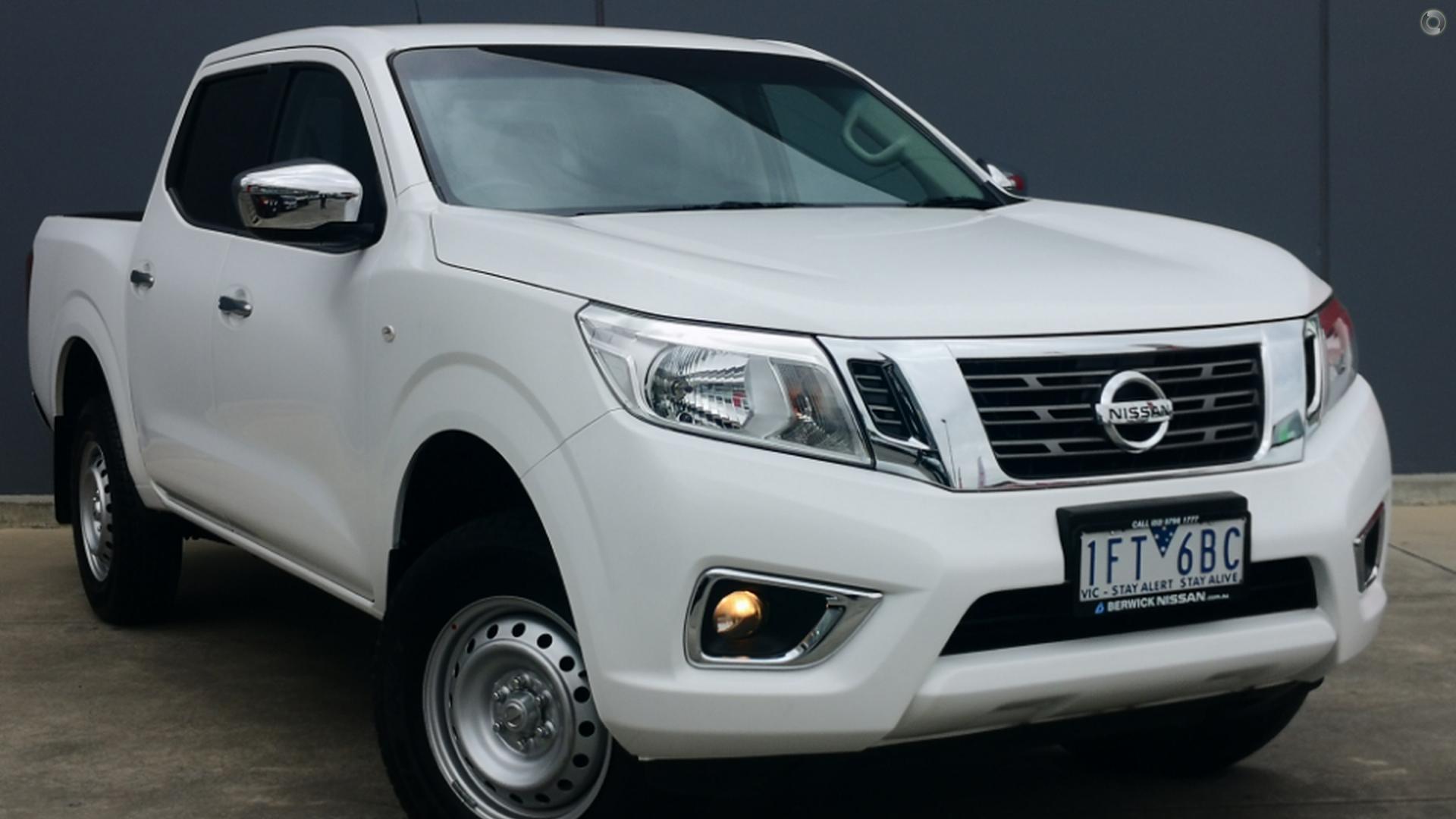 2015 Nissan Navara D23