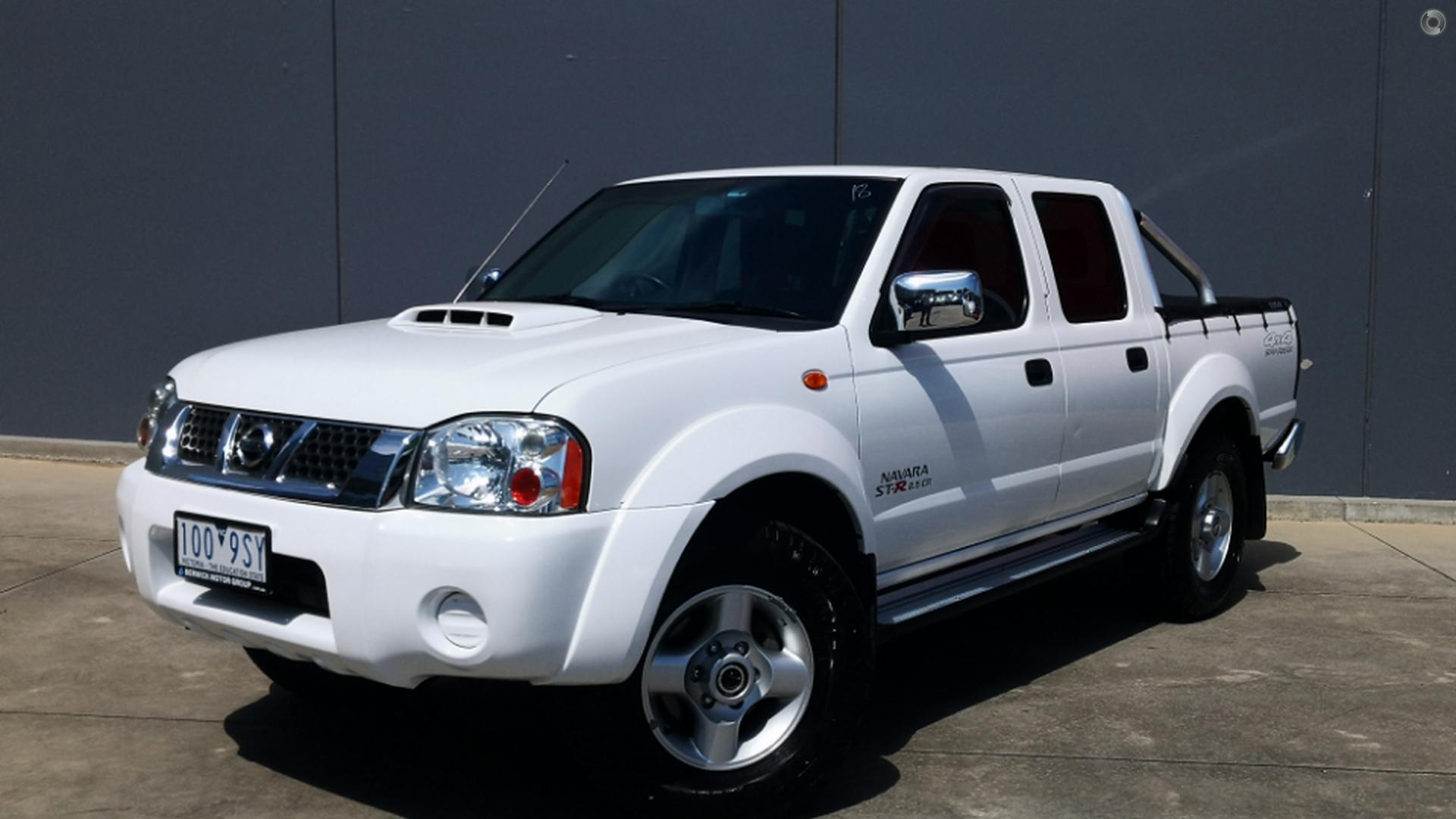 2009 Nissan Navara D22
