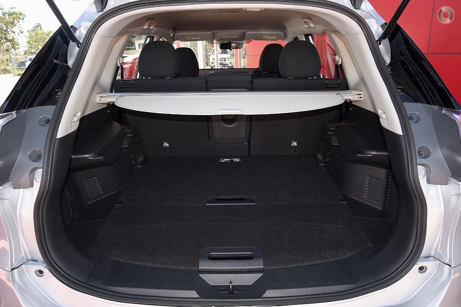 2016 Nissan X-trail ST N-SPORT Silver T32