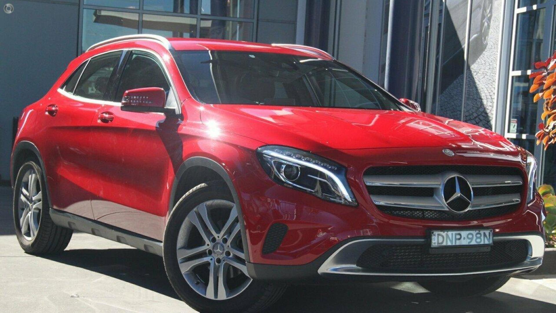 2016 mercedes benz gla 220 wagon mercedes benz hornsby for Mercedes benz hornsby