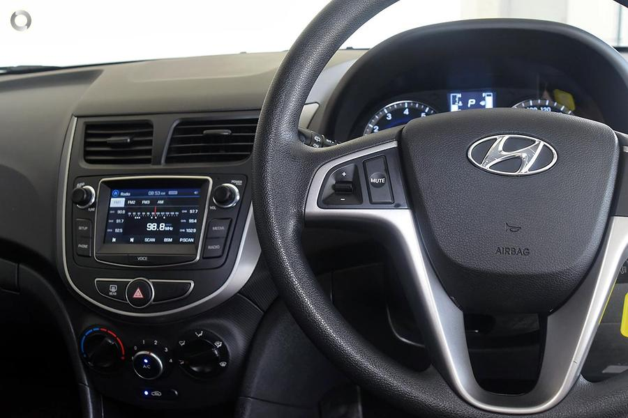 2015 Hyundai Accent Active RB3