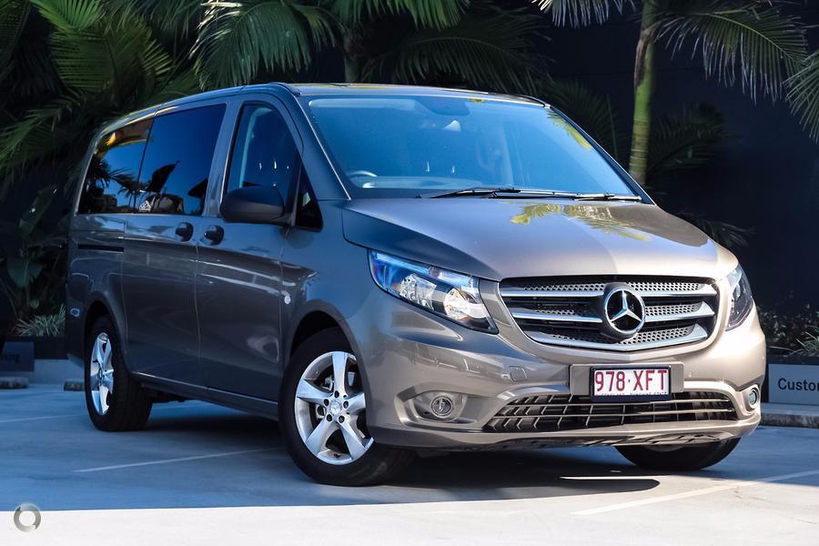 2016 Mercedes Benz Valente Wagon Mercedes Benz Brisbane