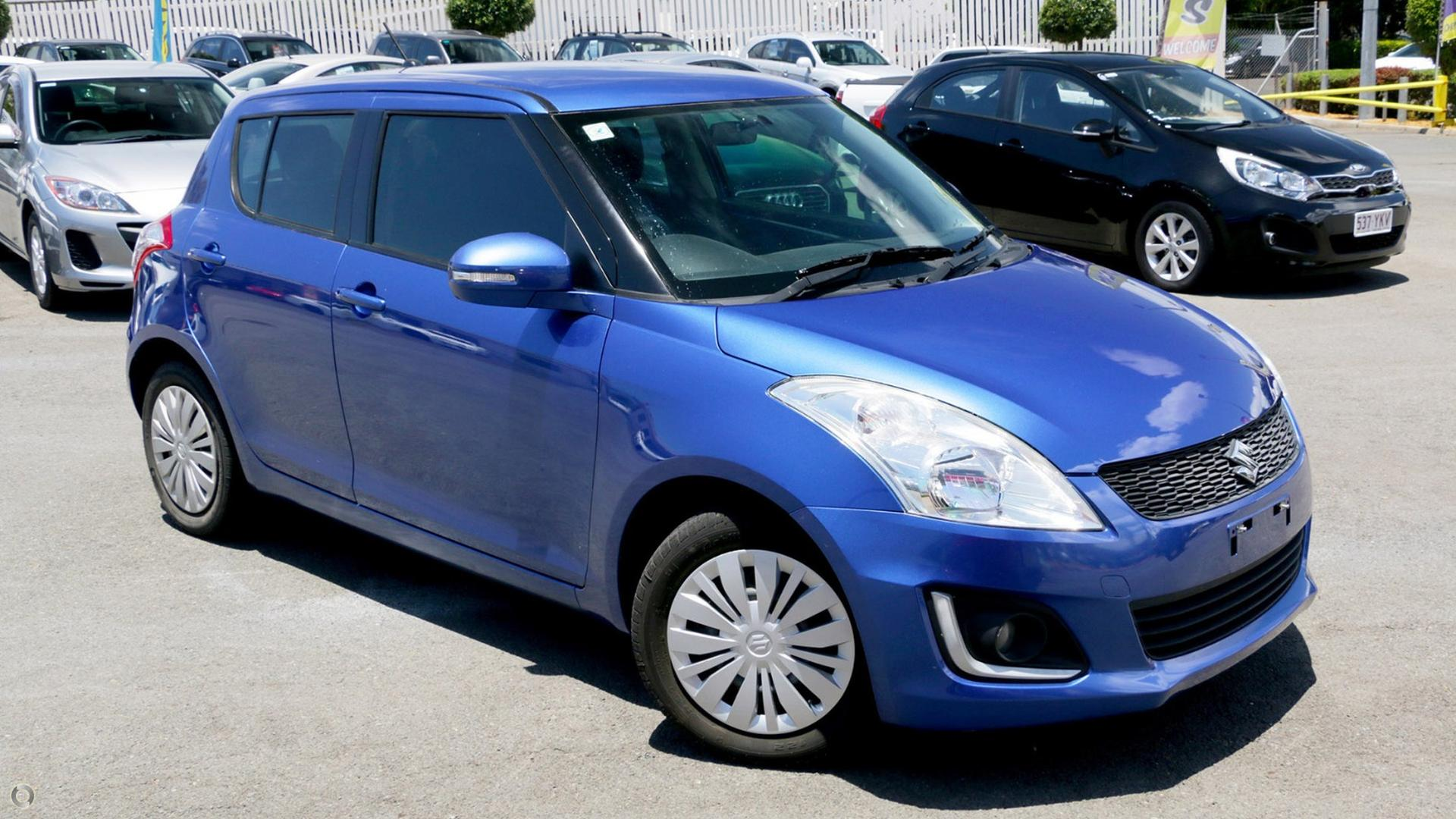 2014 Suzuki Swift Gl