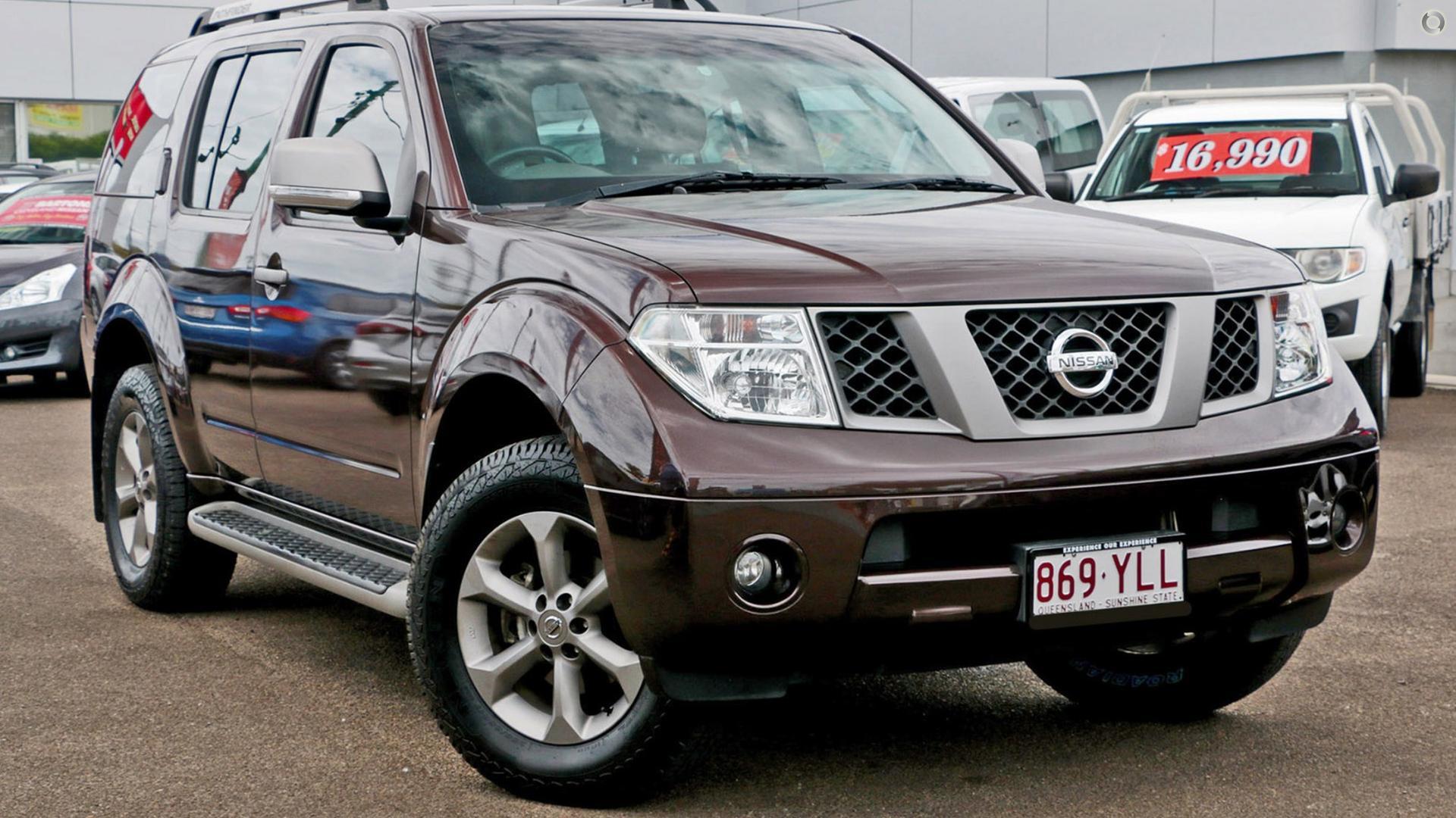 2009 Nissan Pathfinder R51