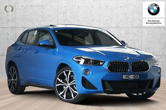 2017 BMW X 2 sDrive20i M Sport