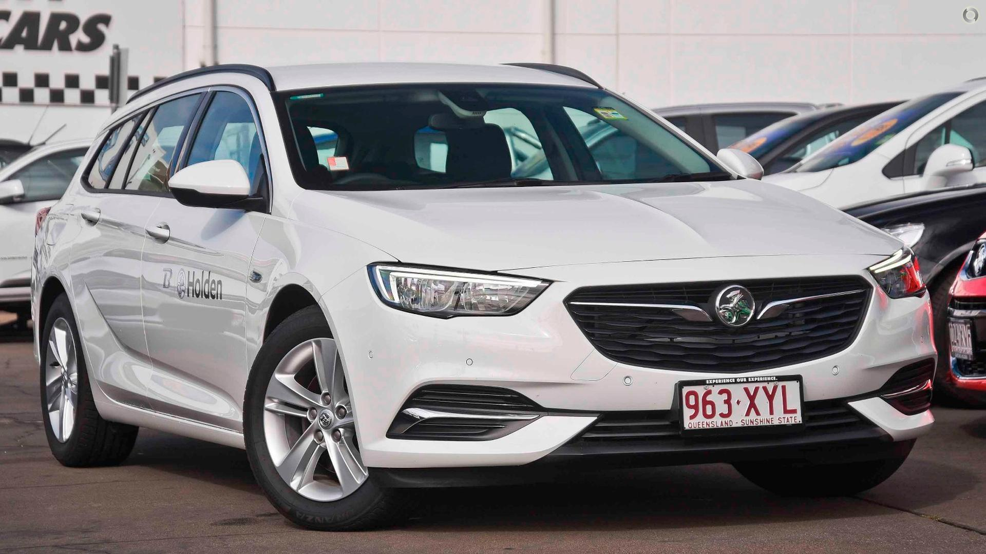 2018 Holden Commodore Lt