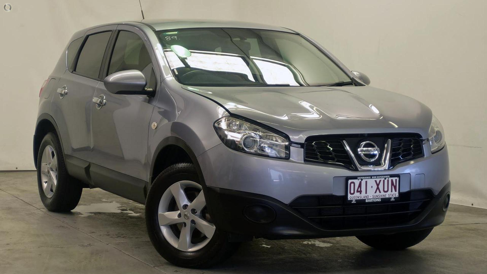 2012 Nissan Dualis St