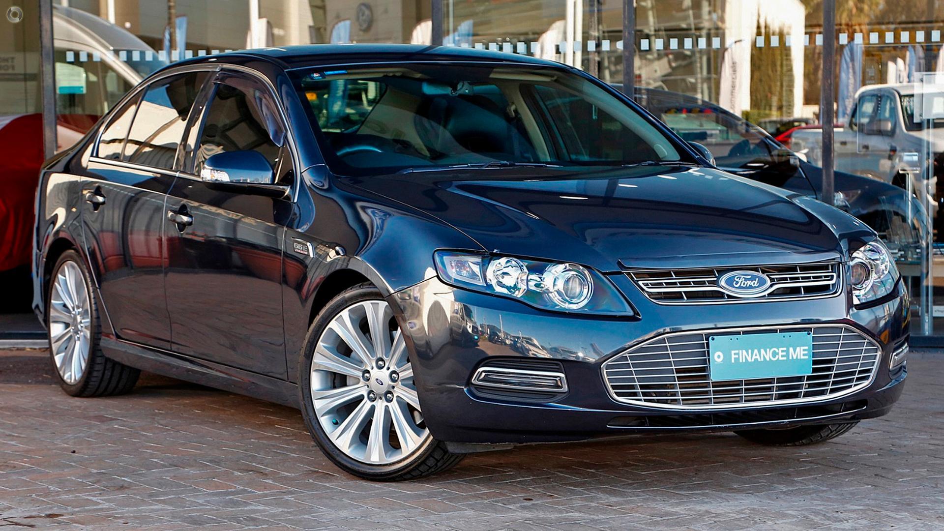 2011 Ford Falcon FG MkII