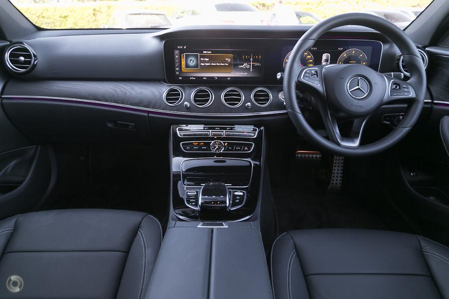 2017 Mercedes-Benz E 220 Wagon
