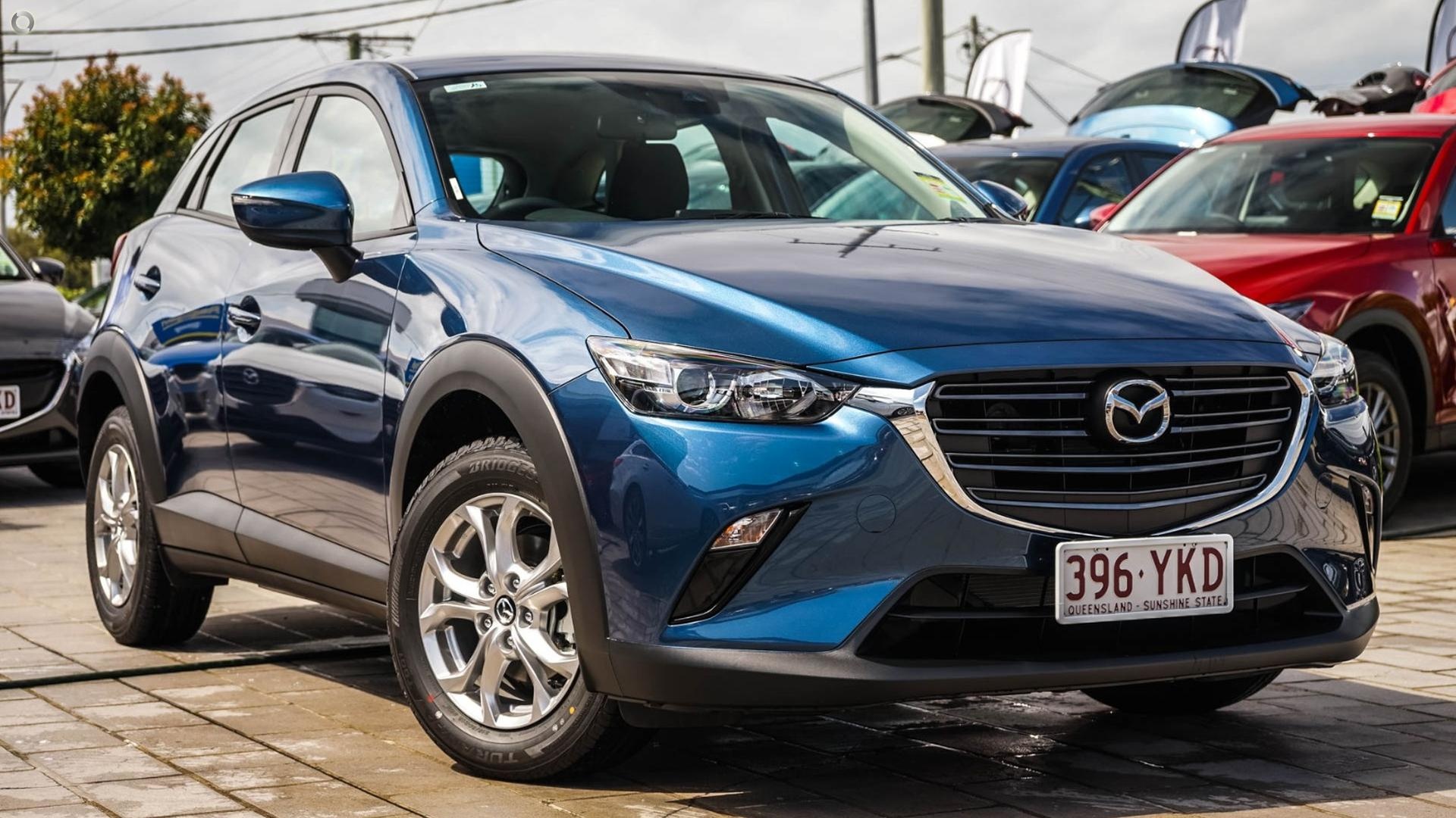 2018 Mazda Cx-3 Maxx Sport