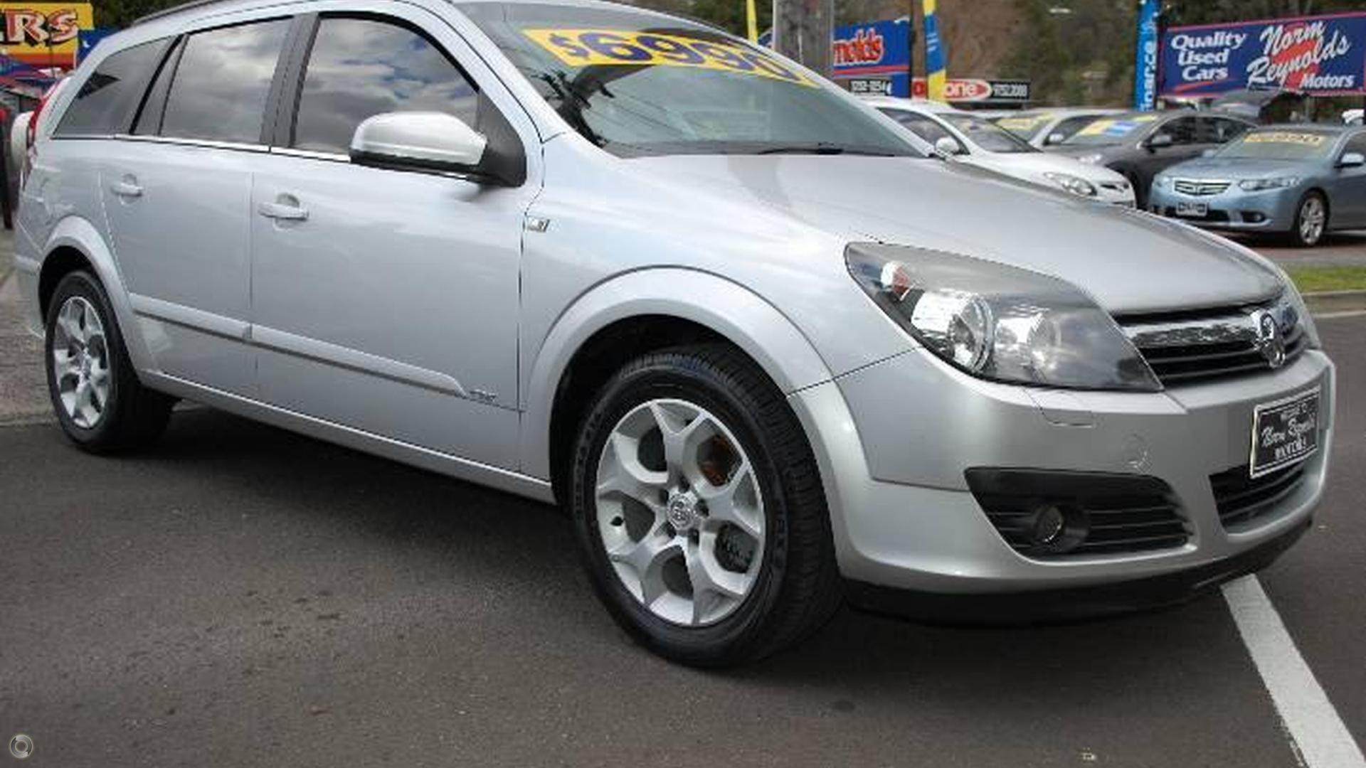 2006 Holden Astra Ah
