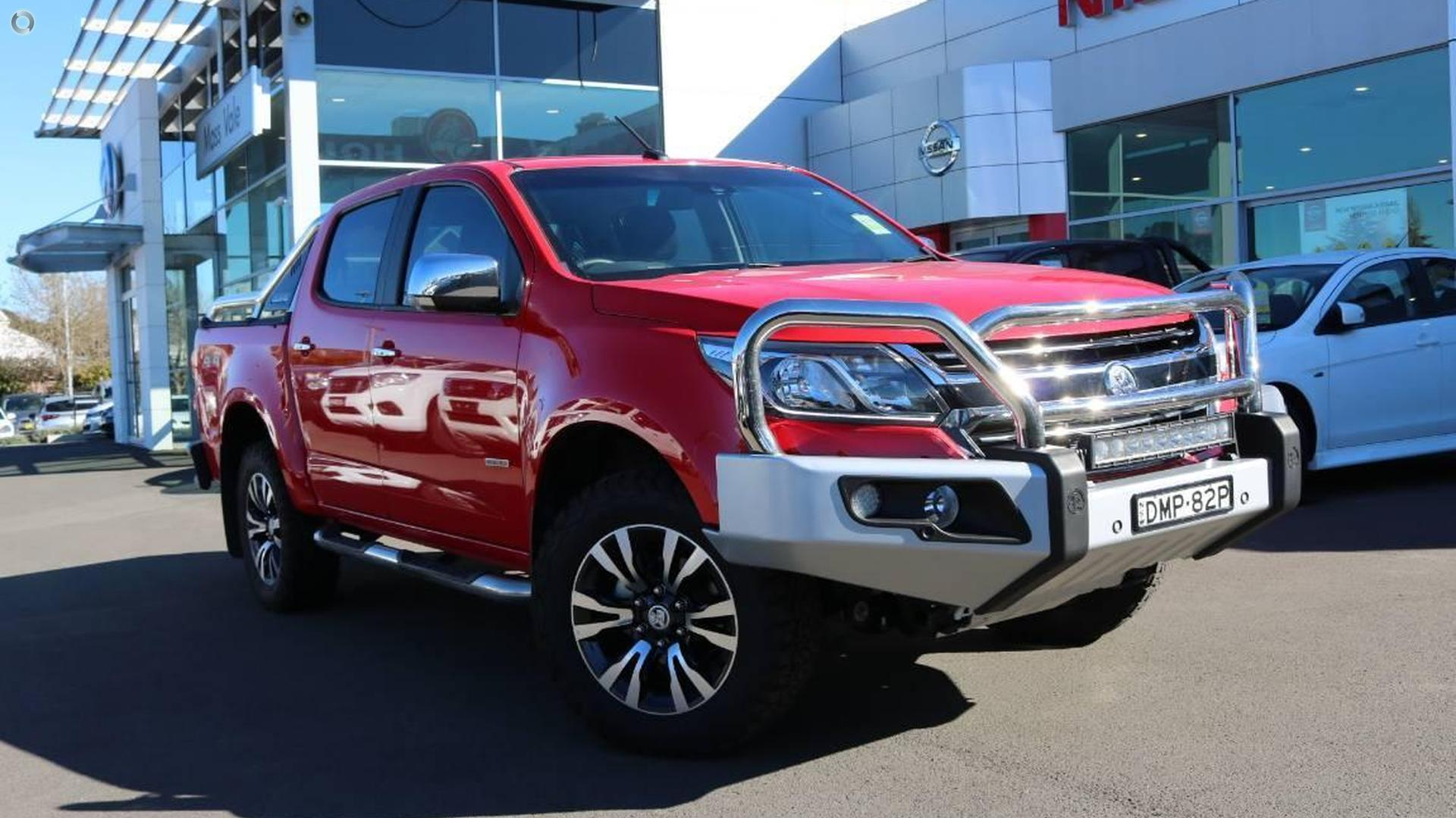 2016 Holden Colorado RG