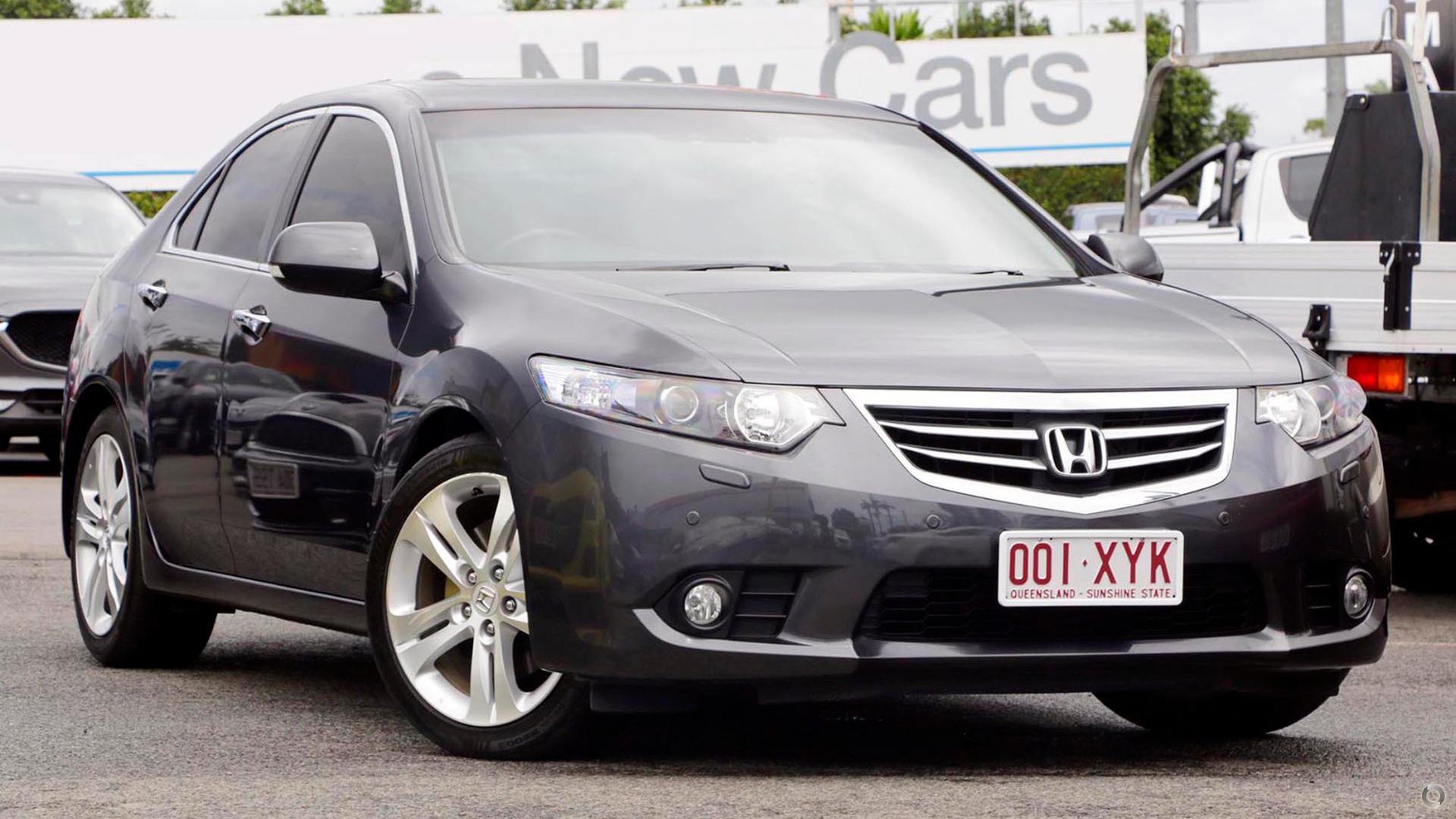 2013 Honda Accord Euro Luxury