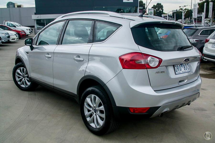 2012 Ford Kuga Trend TE