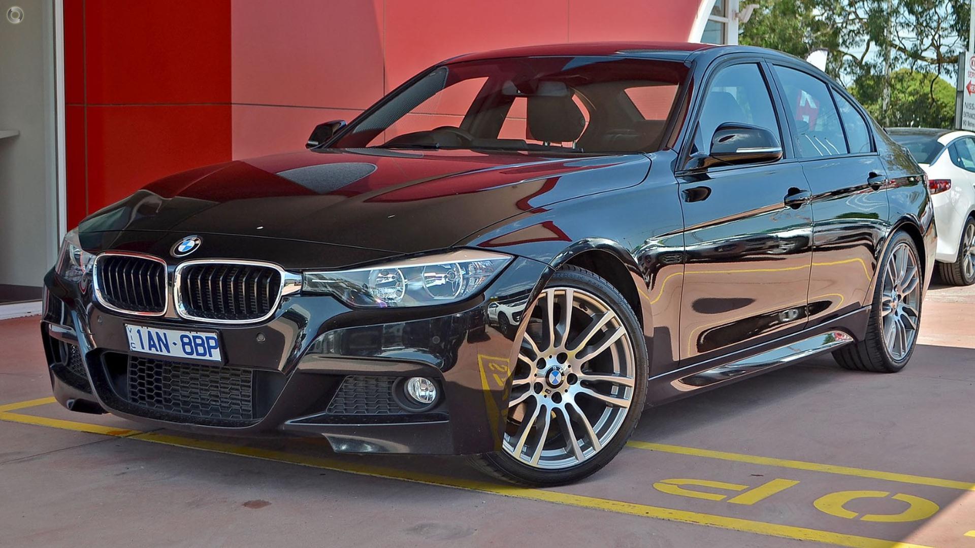 2013 BMW 320i M Sport F34