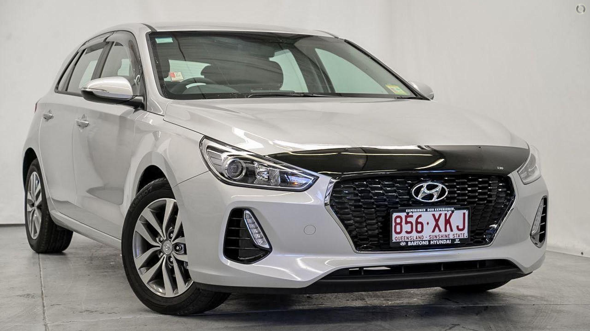 2017 Hyundai I30 Active