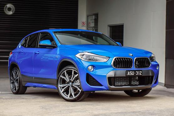 2018 BMW X 2 sDrive20i M Sport X