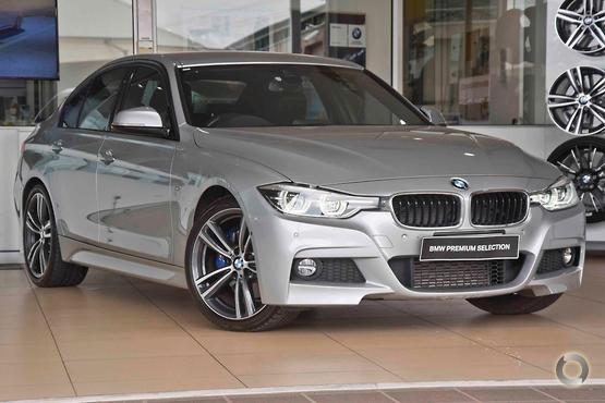2016 BMW 320 d M Sport