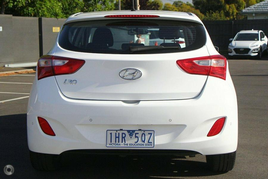 2016 Hyundai I30 Active GD4 Series II