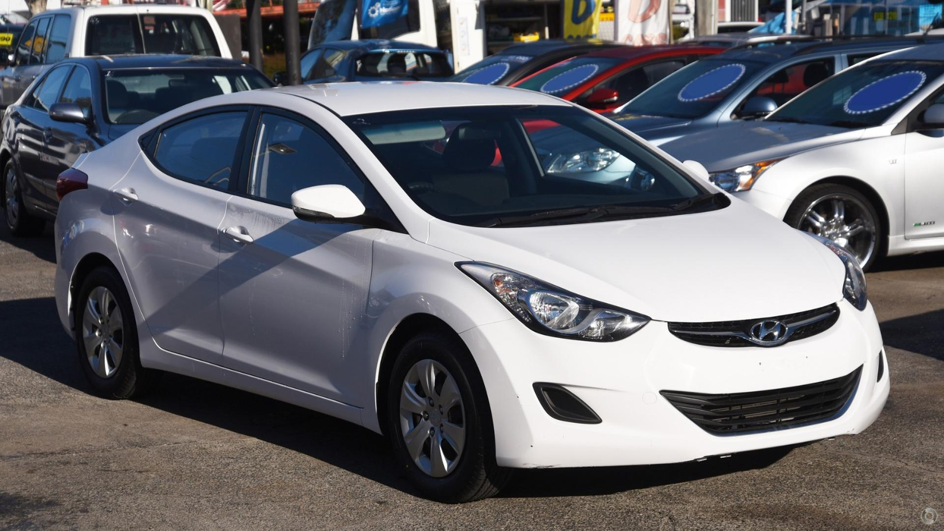 2013 Hyundai Elantra Active MD3