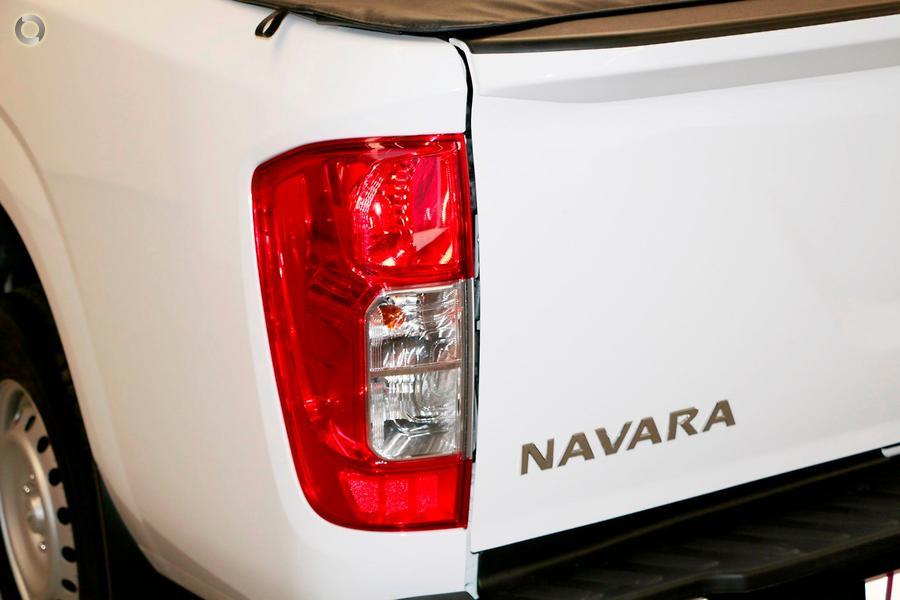2017 Nissan Navara RX D23 Series 3