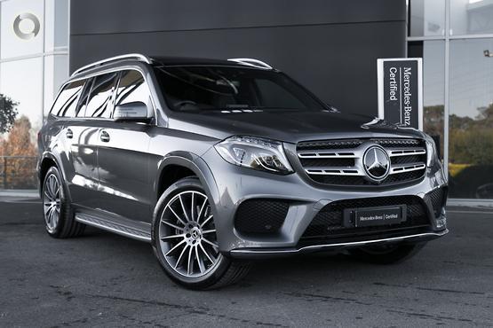 2017 Mercedes-Benz GLS 500