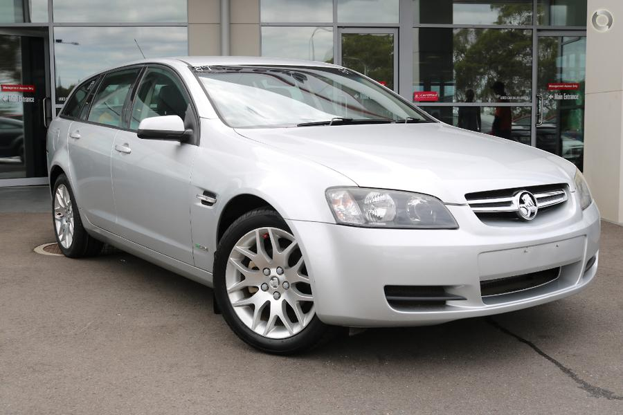 2010 Holden Commodore International Ve