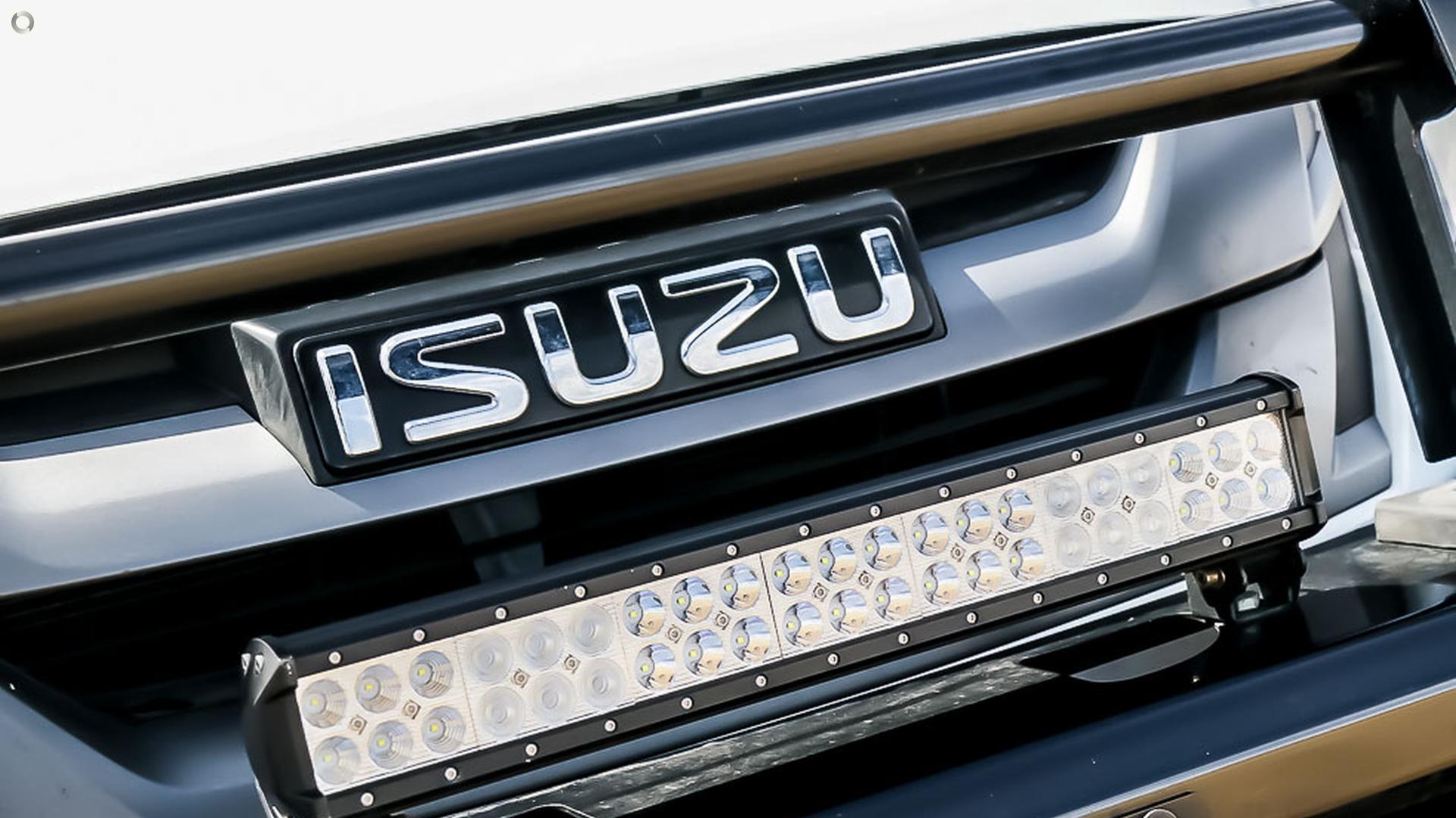 2017 Isuzu D-max SX High Ride (No Series)