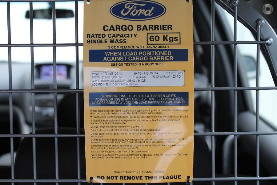2014 Ford Territory TX SZ