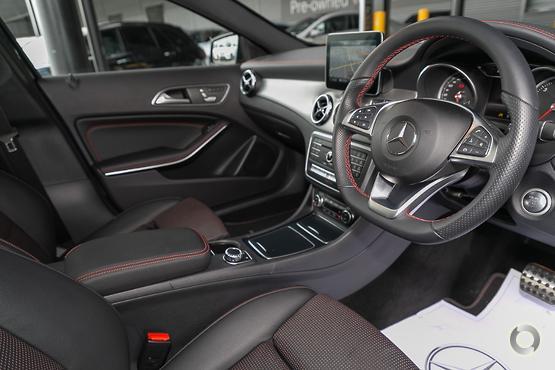 2018 Mercedes-Benz GLA 220