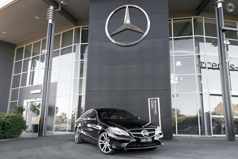 2013 Mercedes-Benz E 250 Coupe