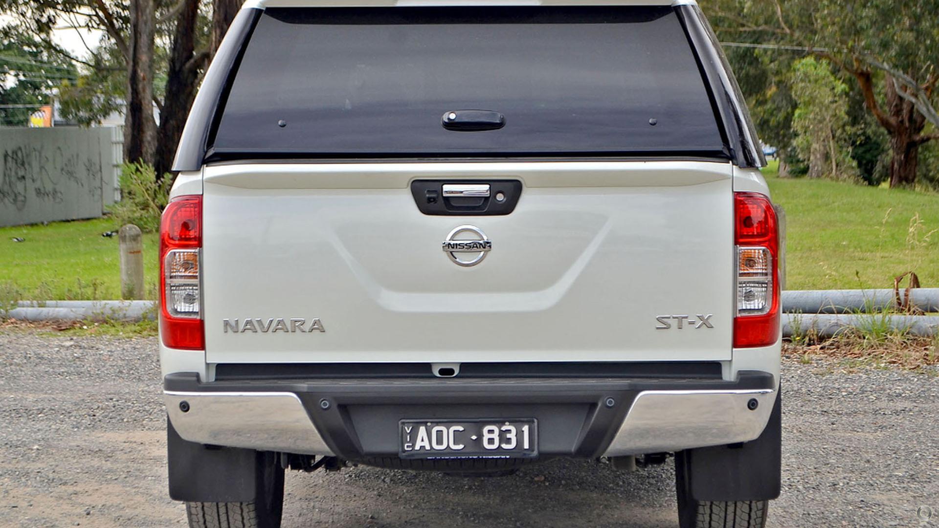2016 Nissan Navara ST-X D23 Series 2
