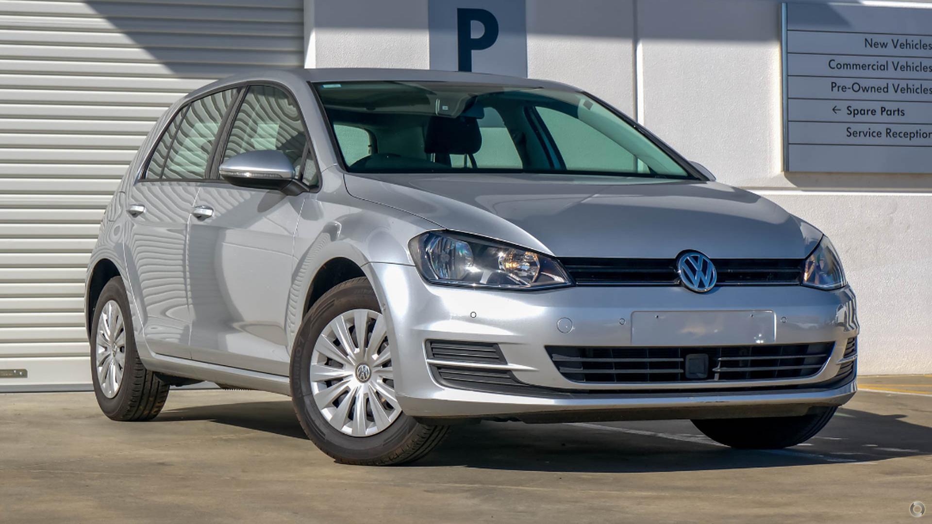 2015 Volkswagen Golf 7